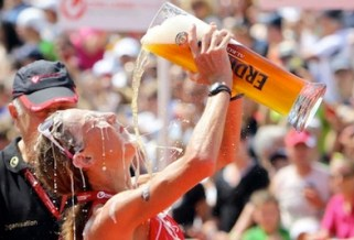 Triathlon Beer