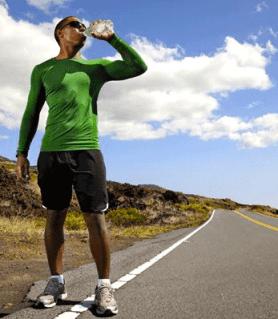 heat-illness-exercise-water