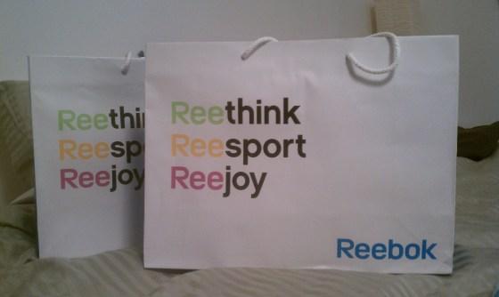 reebok bags