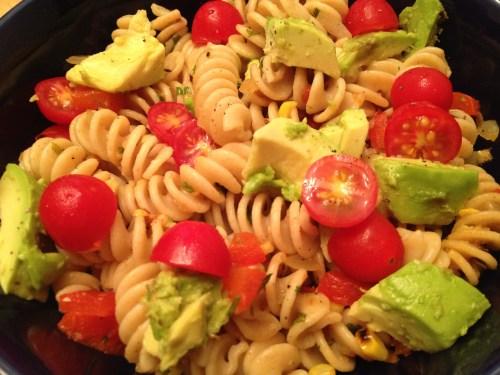 Roasted Peppercorn Pasta Salad