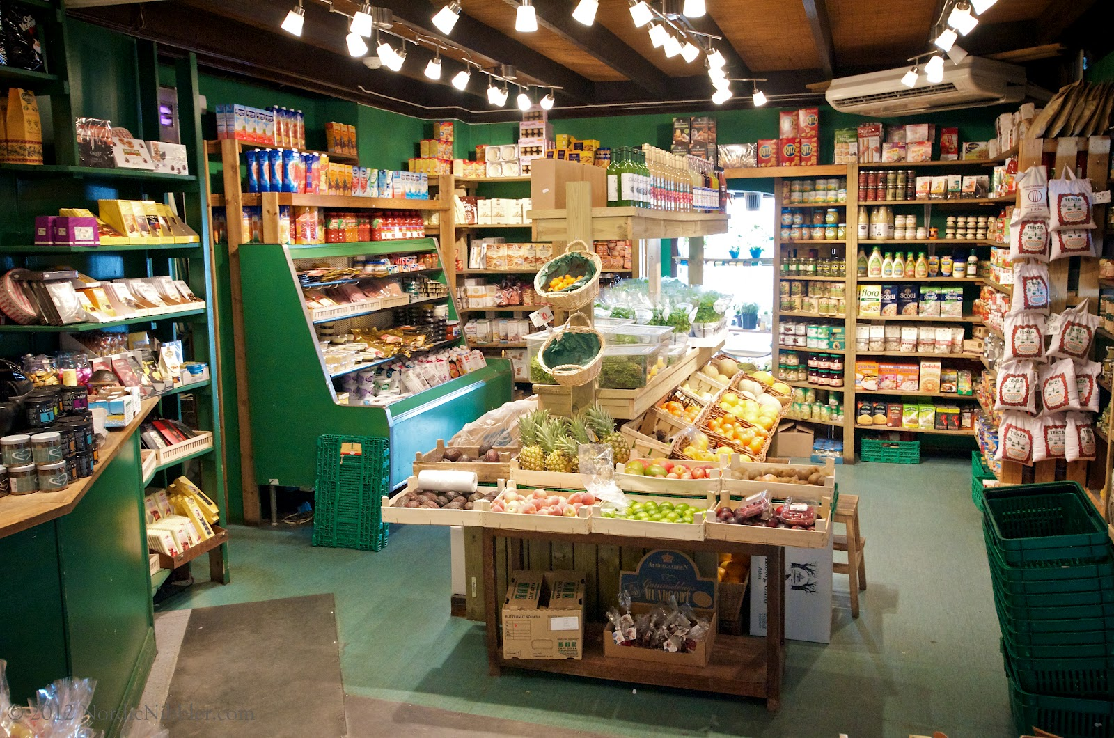 Store De Cuisine How Does Food Shopping Feel Like Fitness By Maha