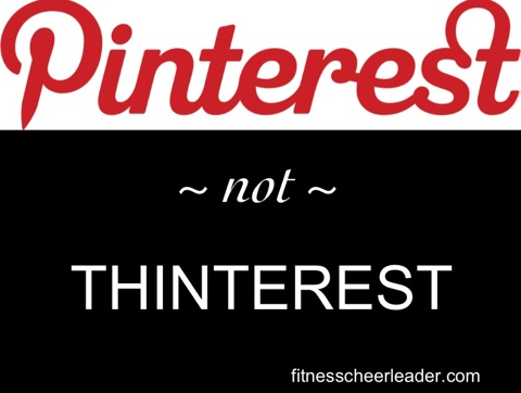 Pinterest not Thinterest