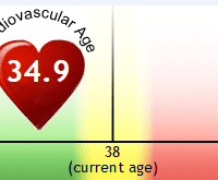 How old is your heart? Take the test to find out!