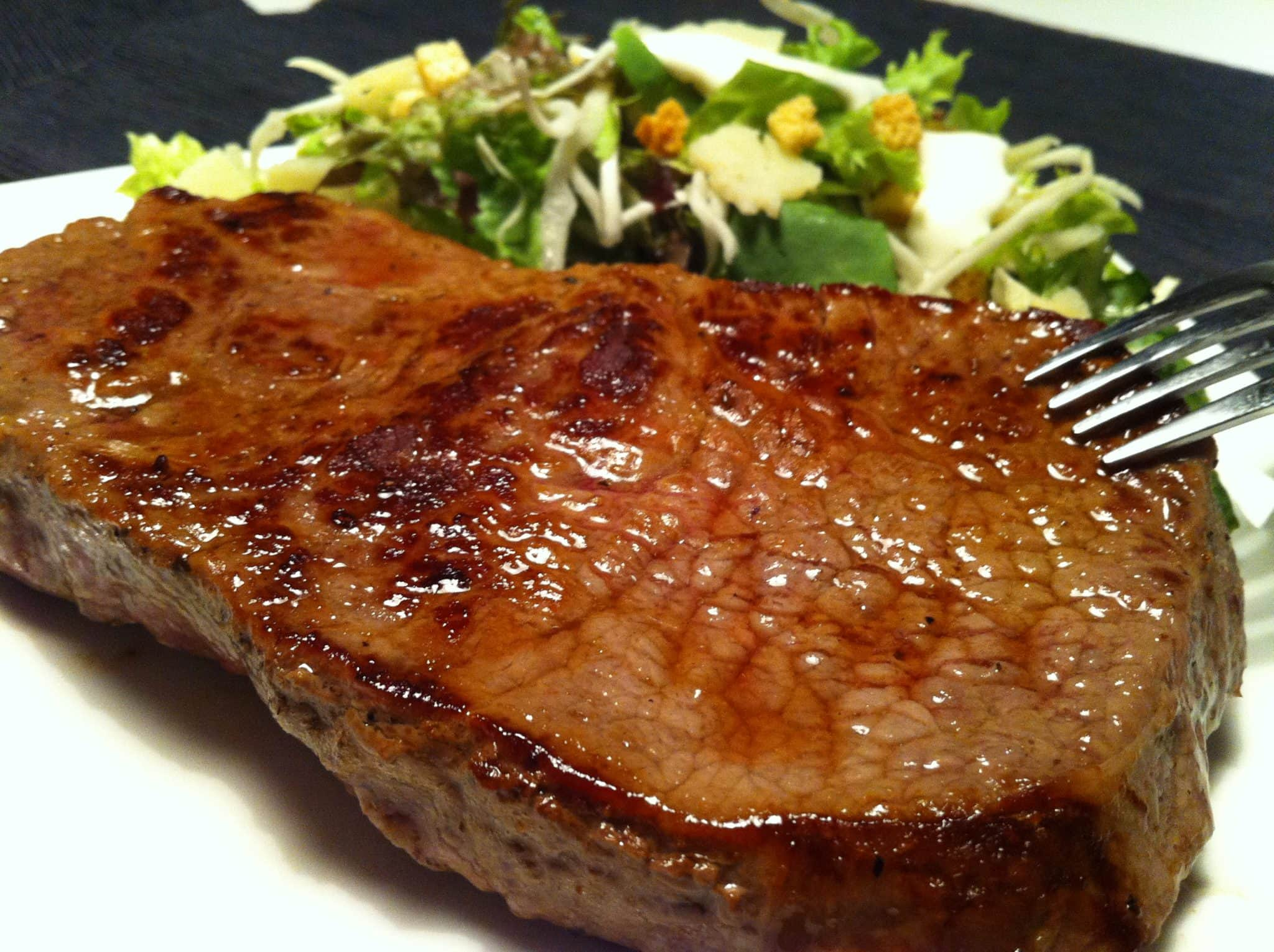 Der Teller Der Low Carb Steak Teller Fitnessrezepte De