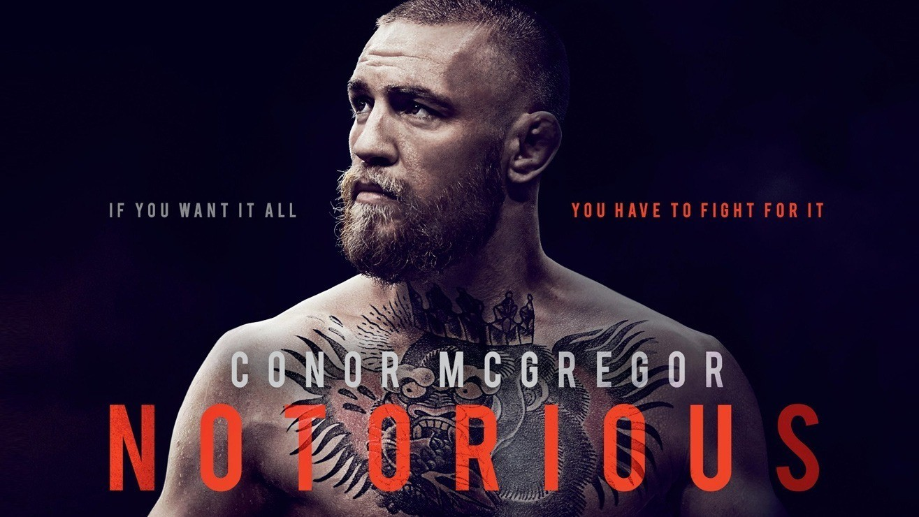 Bodybuilding Motivation Quotes Wallpaper Watch Trailer For Conor Mcgregor Documentary Notorious