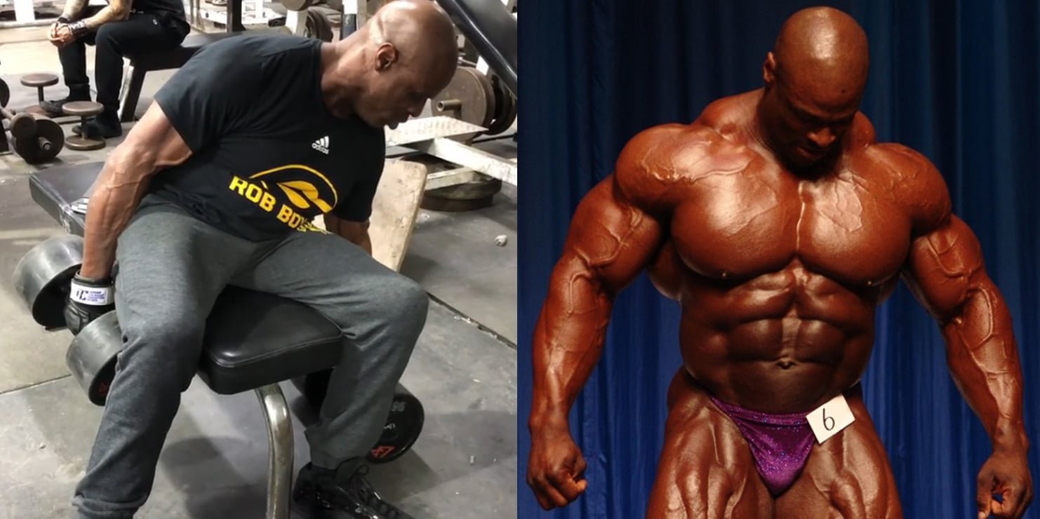 Pullover Vs Pullover Ronnie Coleman Blasts Traps And Answer The 39;was It Worth
