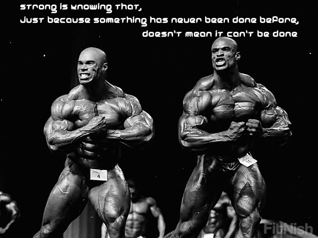 Bodybuilder Wallpaper With Quotes Motivation Week 24 2013 Fitnish Com