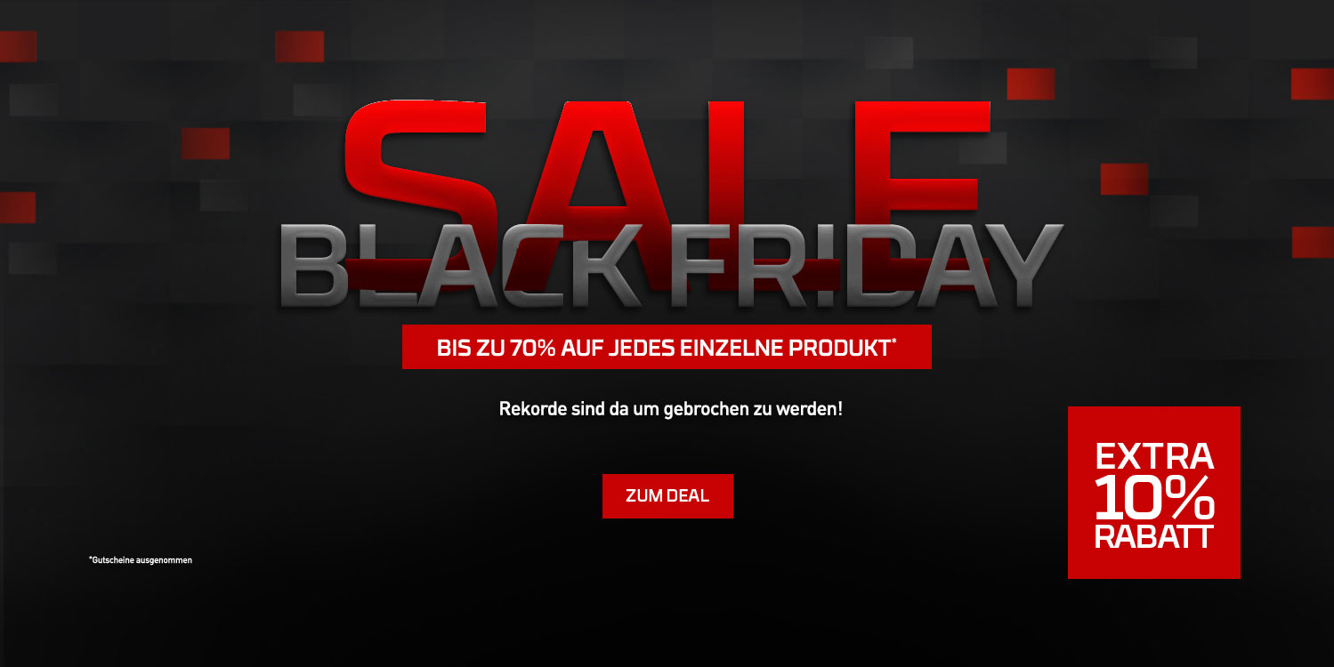 Black Friday Rabatt Bis Zu 70 Rabatt Auf Alles Black Friday Sale Bei The Protein Works