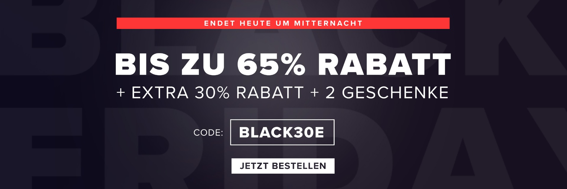 Black Friday Specials Mega Black Friday Special Bei Bulk Powders 65 30 Rabatt 2