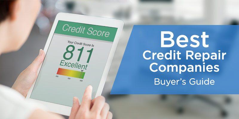 top credit repair companies