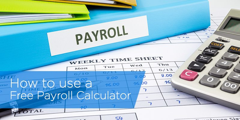 employment payroll calculator