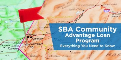 SBA Community Advantage Loan Program- Everything You Need to Know