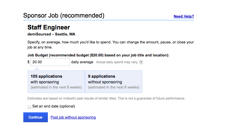 indeed email resume
