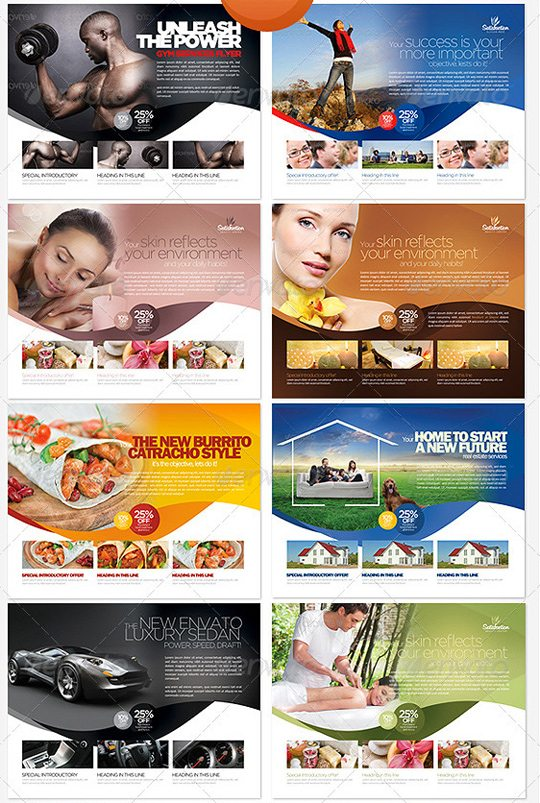 Flyer Templates 25 Options For Small Businesses - advertising flyer template