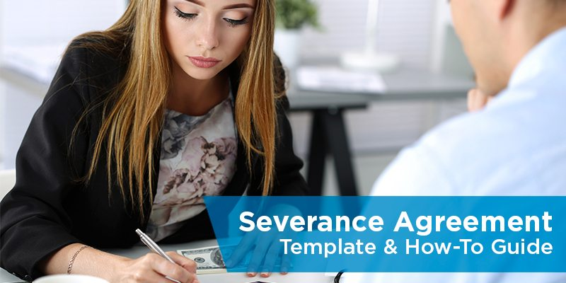 Severance Agreement Template  How-To Guide - sample severance agreement