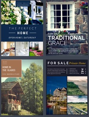 Top 29 Real Estate Brochure Templates to Impress Your Clients - home for sale brochure