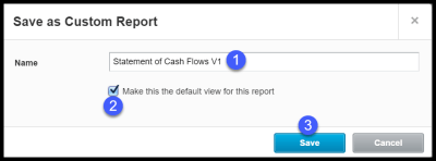 How to Create a Cash Flow Statement in Xero