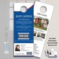 Real Estate Door Hangers  Leads From Front Door Marketing