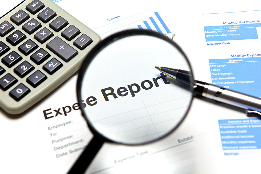 How to Account for Employee Expenses +Free Expense Report Templates