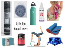 Small Of Gifts For Yoga Lovers