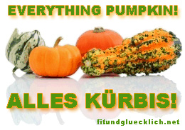 ... Kürbis-Topfenkuchen / Clean Eating Pumpkin Cheesecake - FIT & HAPPY