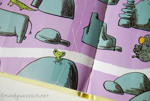 Kinderbuch: Viel zu entdecken - Ausflug der Zootiere
