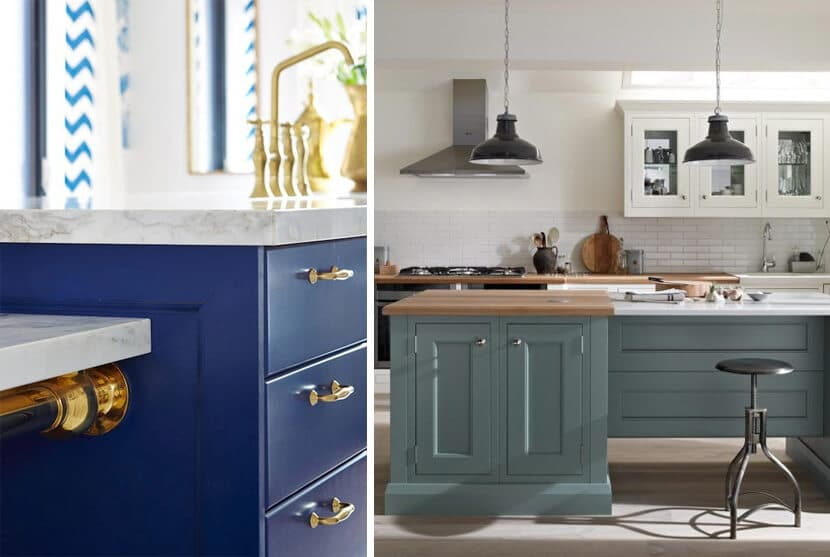 Kitchen Cabinet Drawers In Frame Kitchens - 6 Things You Should Know | Fitzgerald
