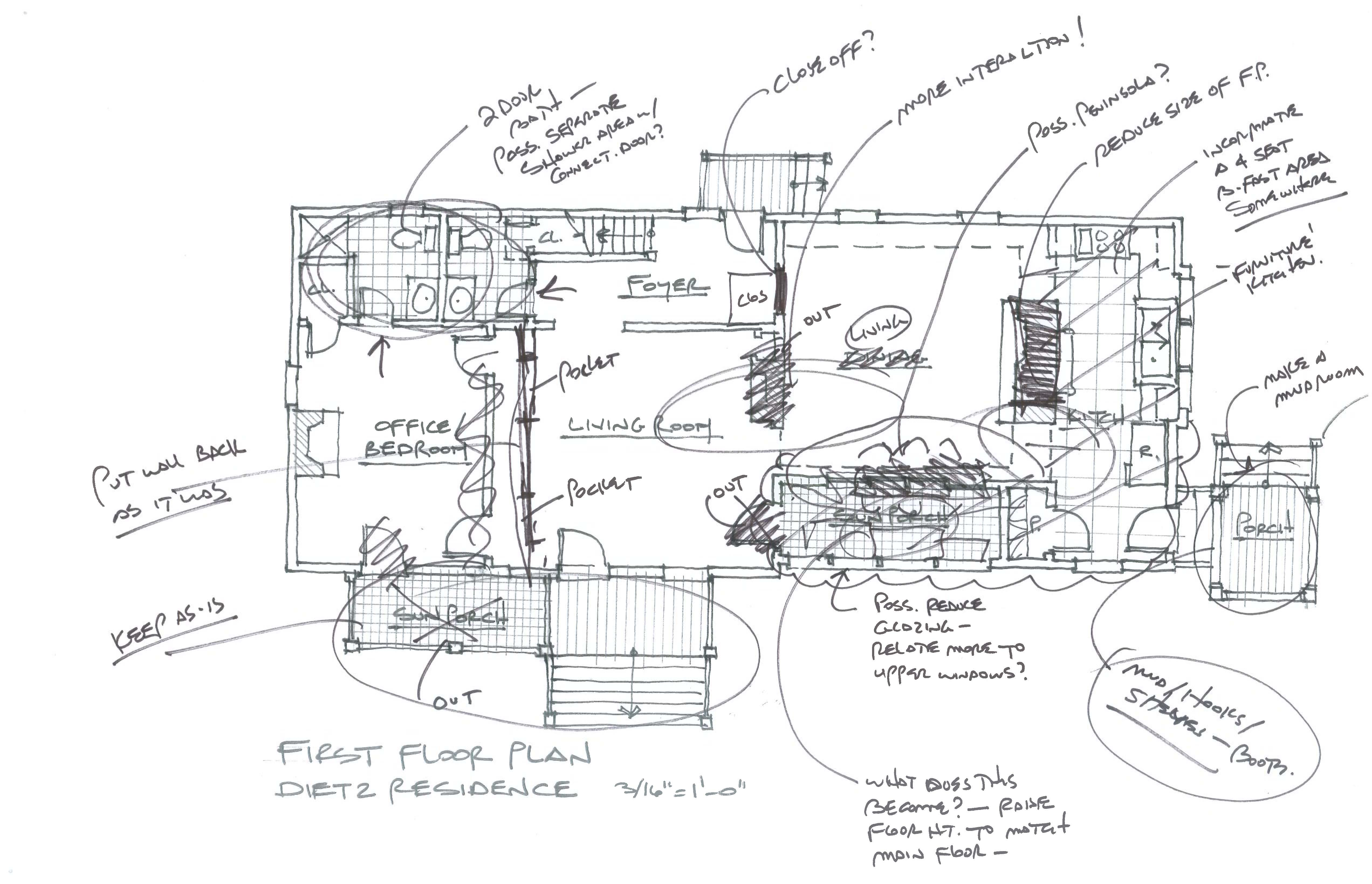 schematic design architecture