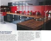 Industrial Kitchen Backsplash Ideas - 2017 Kitchen Design ...