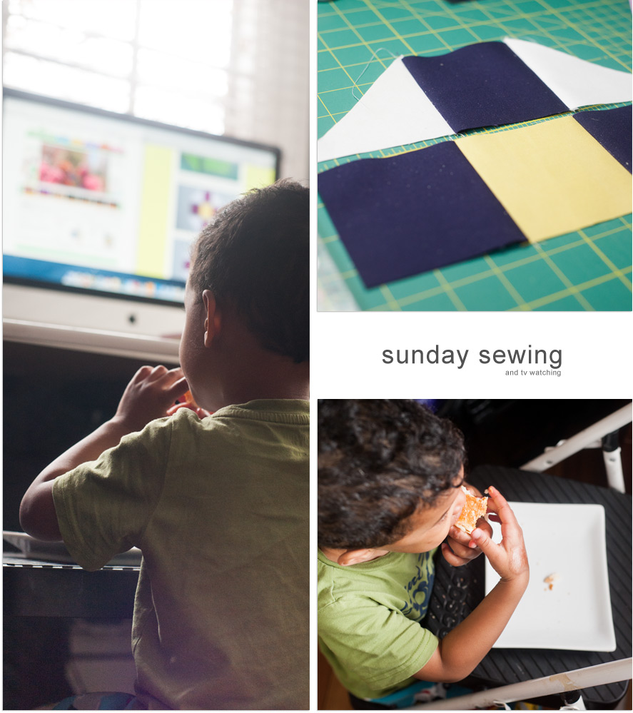 Sunday Sewing