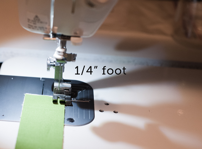 quarter foot