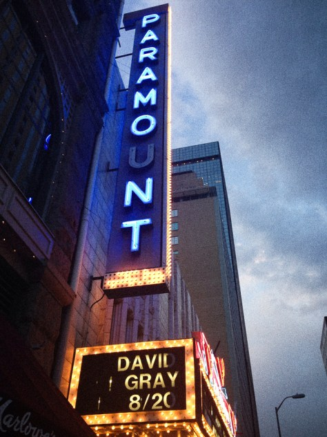 Paramount Theater in Denver, CO