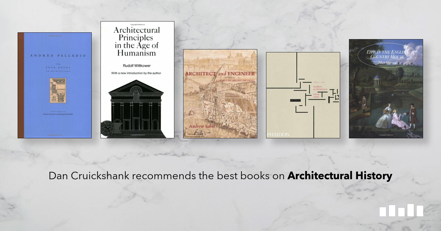 Great Gifts For Architects The Best Books On Architectural History Five Books Expert
