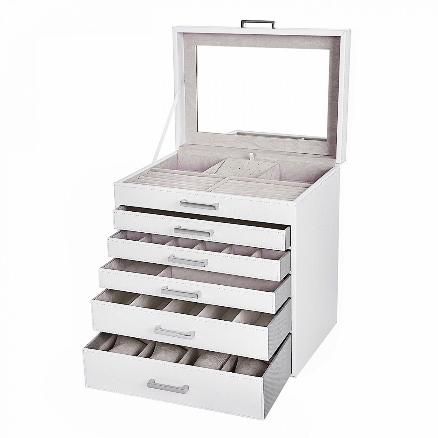 Maisons Du Monde Jewellery Box Songmics Jewellery Storage Case Organiser Review