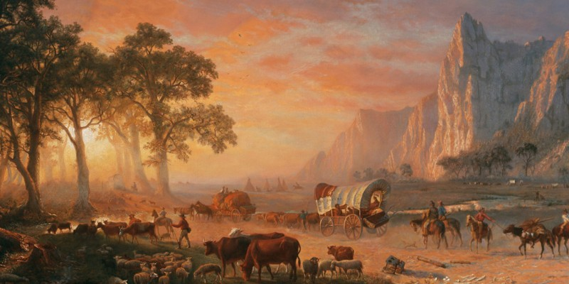 Into The Wild Quotes Wallpaper 30 Beautiful Paintings Of The American West By Albert