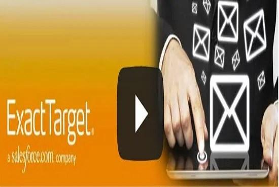 Your salesforce marketing cloud exacttarget trainer by Relyandbuy