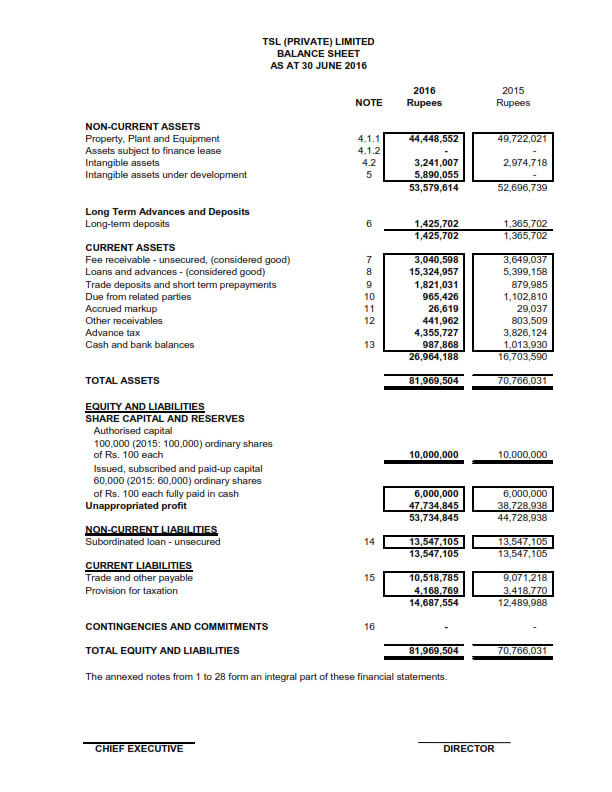 Prepare balance sheet and profit and loss account by A_musawwir