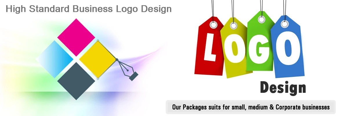 Design your company, letter heading and website logo by Brightinho