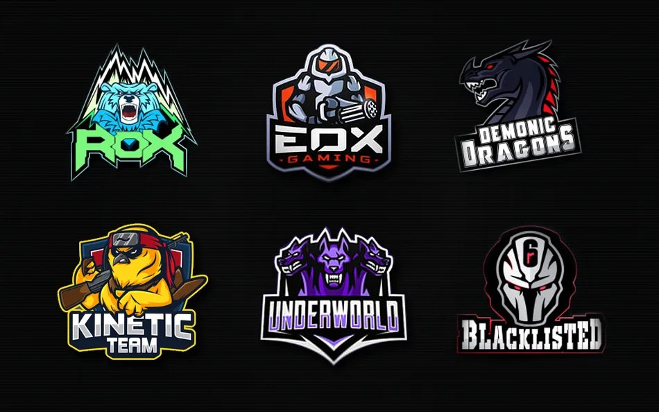 Design gaming logo or mascot or sports by Shahrukh5