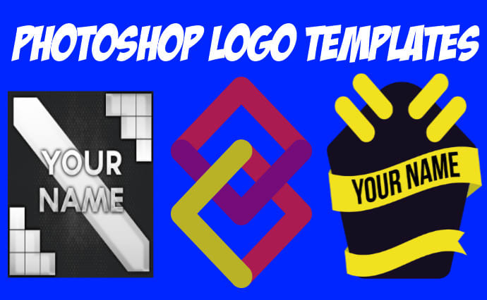 Give you 200 photoshop illustrator logo designs templates by Pcwelcome
