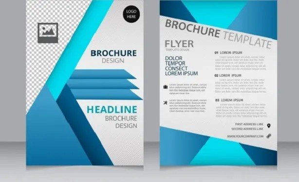 Design flyer, brochures, business card leaflets and posters by