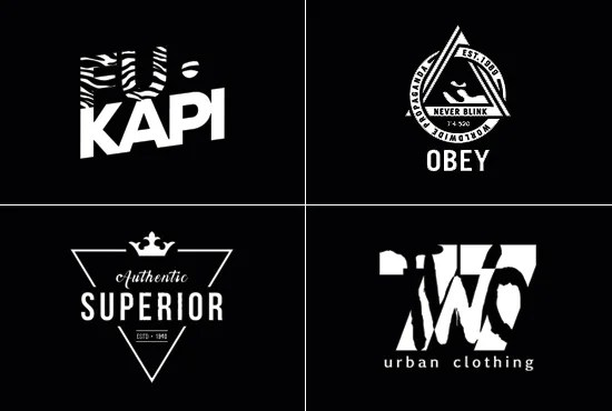 Do logo design for your clothing brand or streetwear line by Nextstudios
