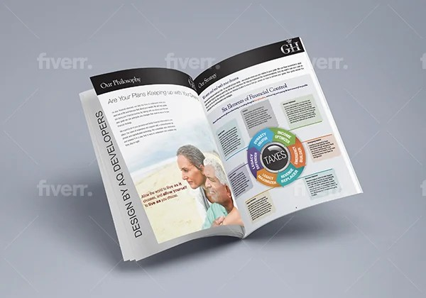Design professional booklet, book covers by Aqdevelopers