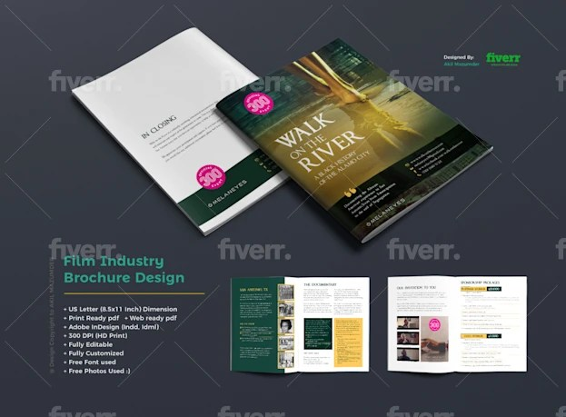 Professional Catalogue Booklet Design Templates Entheosprofessional