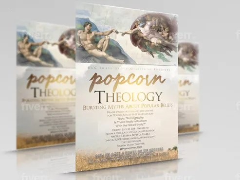Be Your Church And Religious Flyer And Poster Designer By