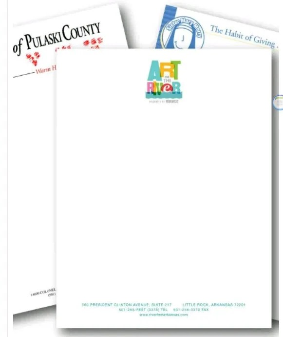 Design a letter headed for your company by Prinzzy