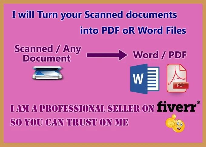 pdf, word, ms+word, Excel+sheet, Fiverr