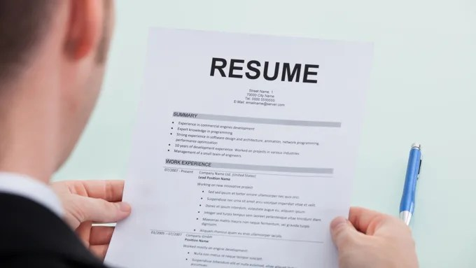 Rewrite,design your cv, resume,cover letter, linkedin by Sabuj02051995