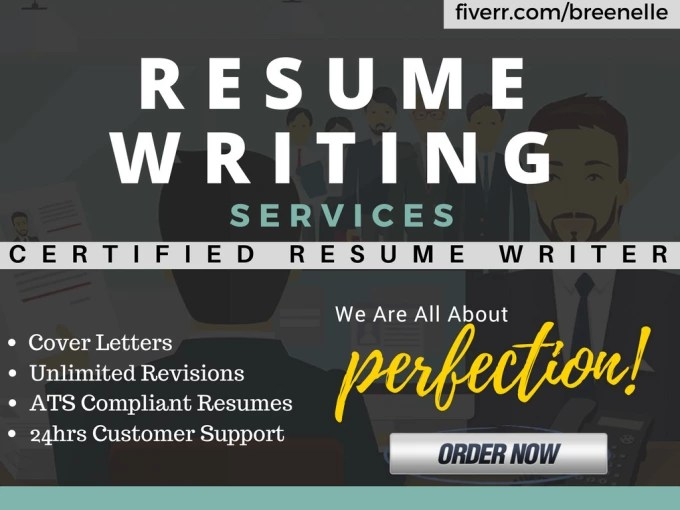 Provide resume writing services, cv writer, cover letter, linkedin