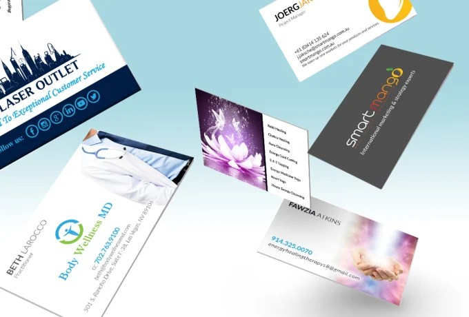 Design your next business card layout by Pd3755